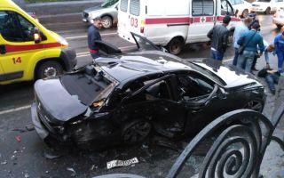 Алгоритм действий при дорожно-транспортном происшествии