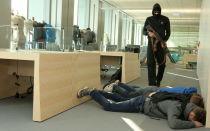 Алгоритм поведения и действий при захвате в заложники